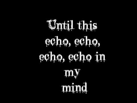 Trapt- Echo lyrics