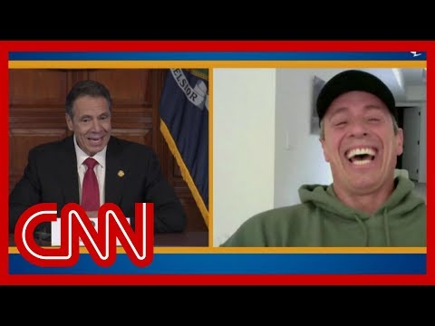 Cuomo crashes brother's