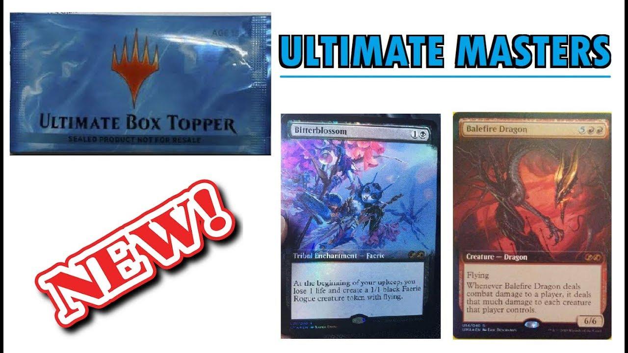 Magic Ultimate Masters