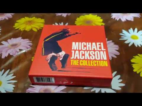Michael Jackson The Collection CD New And Factory Sealed Unboxing