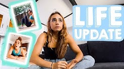 DAY IN MY LIFE | life update: life changes, living with 4 boys, & a secret AWESOME OPPORTUNITY!!!!!