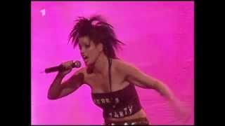 Aqua Ft. Safri Duo Hit Mix Live Eurovision 2001