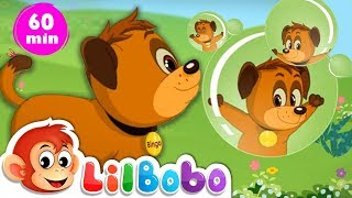 Video Bingo Dog Song | FlickBox Nursery Rhymes and Kids Songs | Little BoBo Children download MP3, 3GP, MP4, WEBM, AVI, FLV Juli 2018