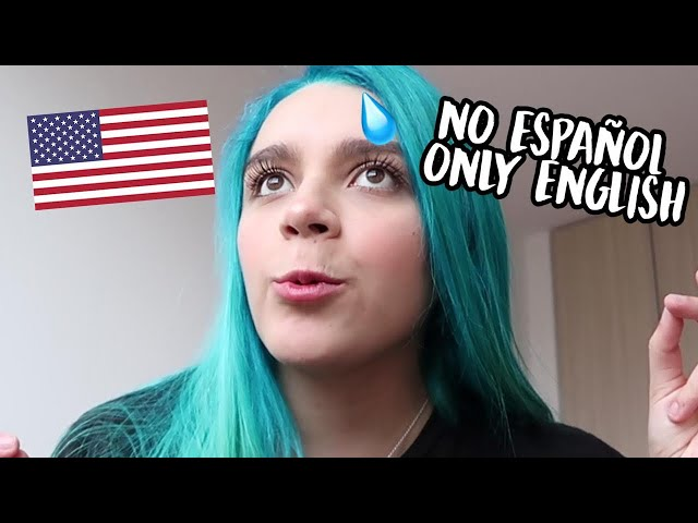 MY FIRST VIDEO IN ENGLISH *WITH SUBTITLES* l Sofia Castro