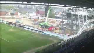 Time Lapse of Motorpoint Stand Construction
