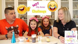 Not My Arms 🙌 CHALLENGE⭐