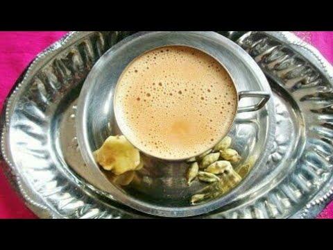 Inji Elakkai (elaichi) Tea /  How to make Ginger Cardamom Tea?