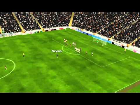 football manager barcelonas neymar - 480×360