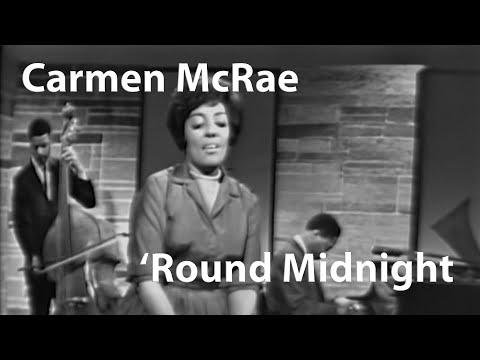 Carmen McRae - 'Round Midnight (1962) [Restored]