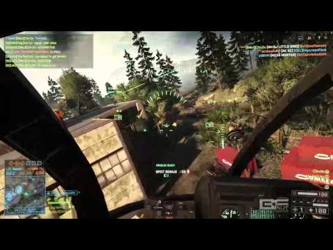 Raw BF4 Gameplay | 63-0 Scout Heli | Zavod 311 (Conquest) | Clim3x