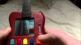 Guitar Hero LCD Game Review
