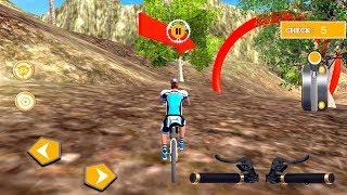 Bicycle rider Traffic Race – BMX cycle games - Gameplay Android game