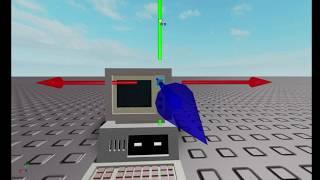 IBM Computer | Roblox Speed Build