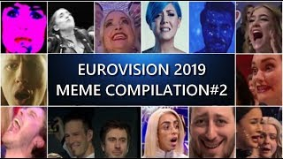 Eurovision 2019 - Meme Compilation#2 (Mostly dank) thumbnail