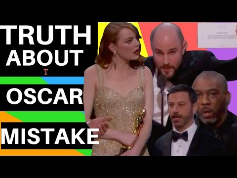 Thumbnail: ✮THE TRUTH✮ About What Happened at THE OSCARS: 2017 Oscar Mistake [Close Up Video Proof!]