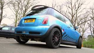 Hartge MINI Cooper S - Piper Exhaust Sound