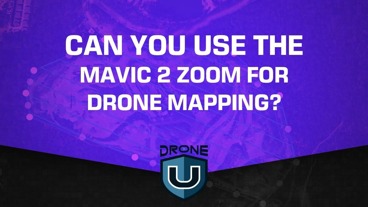 bf1df9a544a Can You Use the Mavic 2 Zoom for Drone Mapping? - YouTube