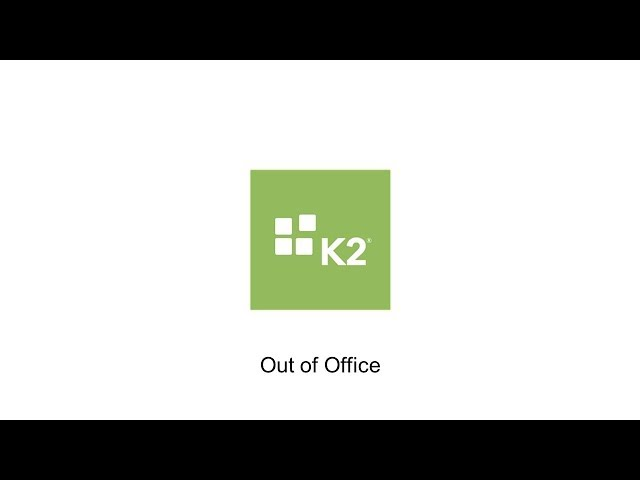How-To: Out of Office