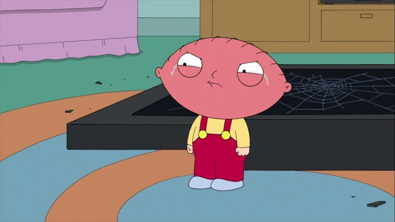 Image result for stewie griffin temper tantrum