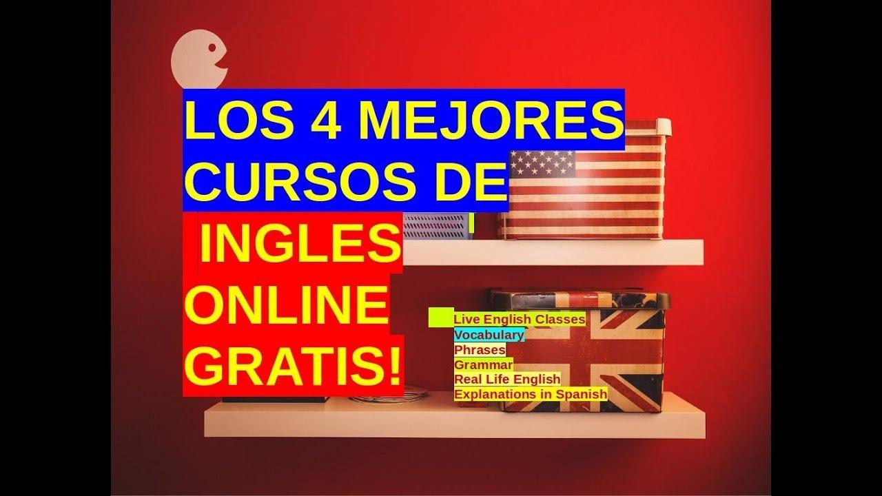 Los Mejores Cursos De Ingles Completos Online Gratis Youtube