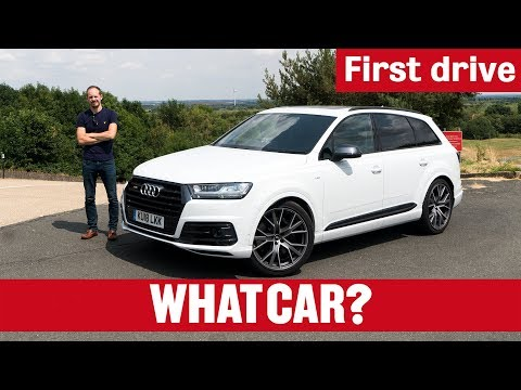 2019 audi q7 vorsprung review 5 things you need to know what car youtube