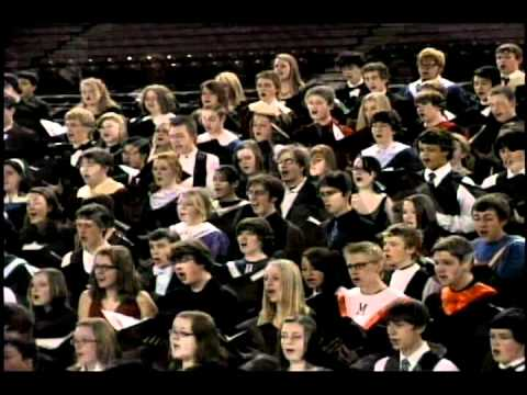 I Carry Your Heart - 2010 WMEA All-State Symphonic Choir
