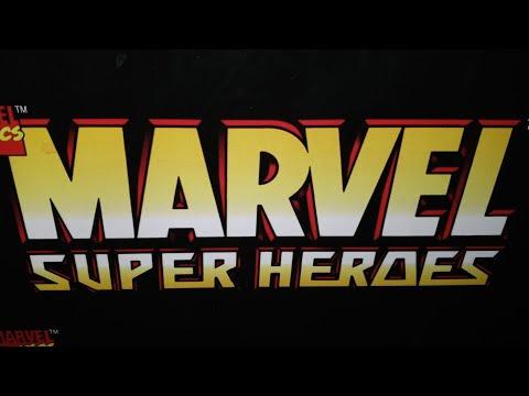 SosaFamBamBam Arcade1Up $1 Challenge Marvel Super Heroes - ZaeKing from SosaFamBamBam Family