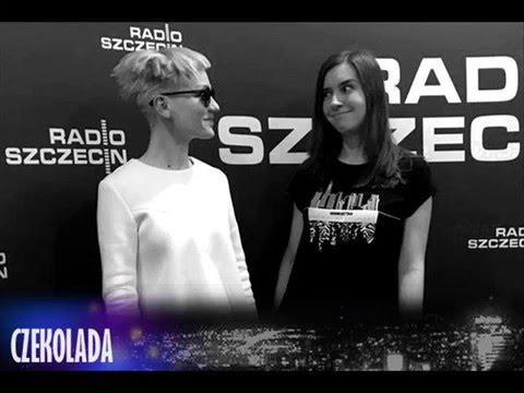 Marika / Marta Kosakowska w Czekoladzie - Radio Szczecin