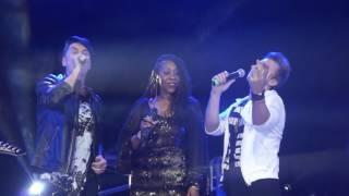 Шейла Бонник (Boney M) поёт «Зинаиду»