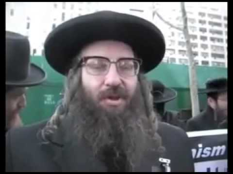 Judaism VS Zionism ( Yisroel Weiss ) Rabbi