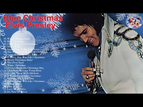 Elvis Presley Blue Christmas Greatest hits ||  Elvis Presley Christmas Songs (New Christmas 2018)