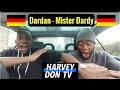 DARDAN - MISTER DARDY (prod. PzY) Reaction
