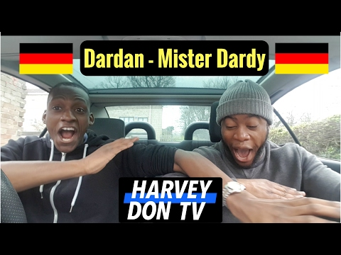DARDAN - MISTER DARDY (prod. PzY) Reaction