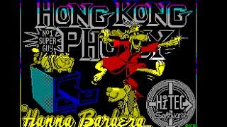 Retro Bytes 0x00 : Hong Kong Phooey on Sinclair ZX Spectrum 48k