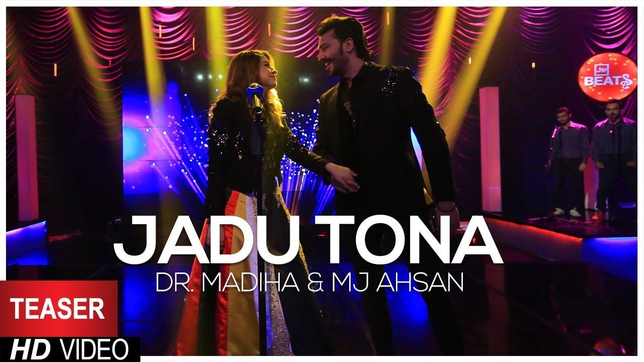Download Dr Madiha Khan & MJ Ahsan Song | Jadu Tona | Teaser | BOL Beats Season 1