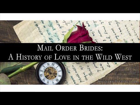 legit mail order brides