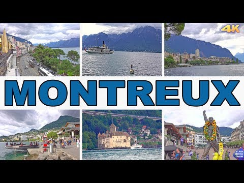 MONTREUX - SWITZERLAND 2017 4K