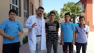 Akülü arabamız___Mehmet CAN ve Babasına teşekkürler...