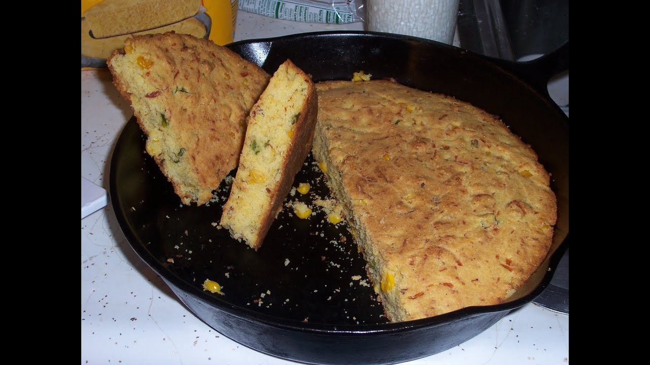 recipe: homemade southern cornbread [31]