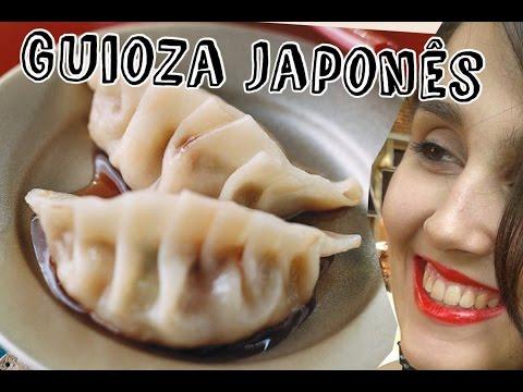 GUIOZA JAPONÊS - É COMILANÇA!