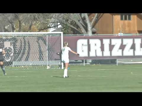 Montana Grizzly soccer nets a win against North Dakota