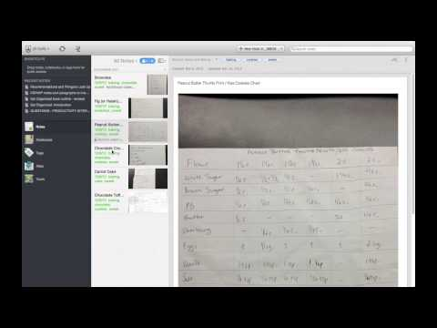 Get Organized: 5 Tips for Evernote