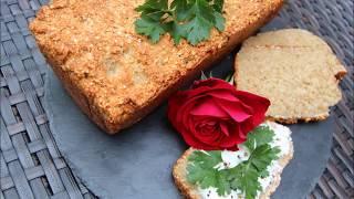 Saftiges Haferflockenbrot 💙 Histaminarm 💙 Brot ohne Mehl
