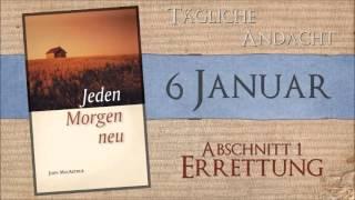 6 Januar - Christus ist unvergleichlich