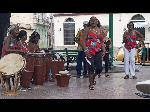 Afro-Cuban music and dance