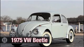 Classic Recollections: 1975 Volkswagen Beetle