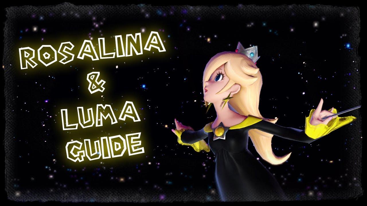 Download Rosalina and Luma Guide Trial