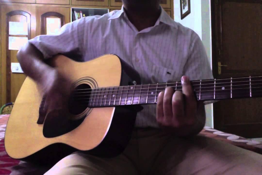 Neele Neele Ambar Pe Guitar Chords Youtube