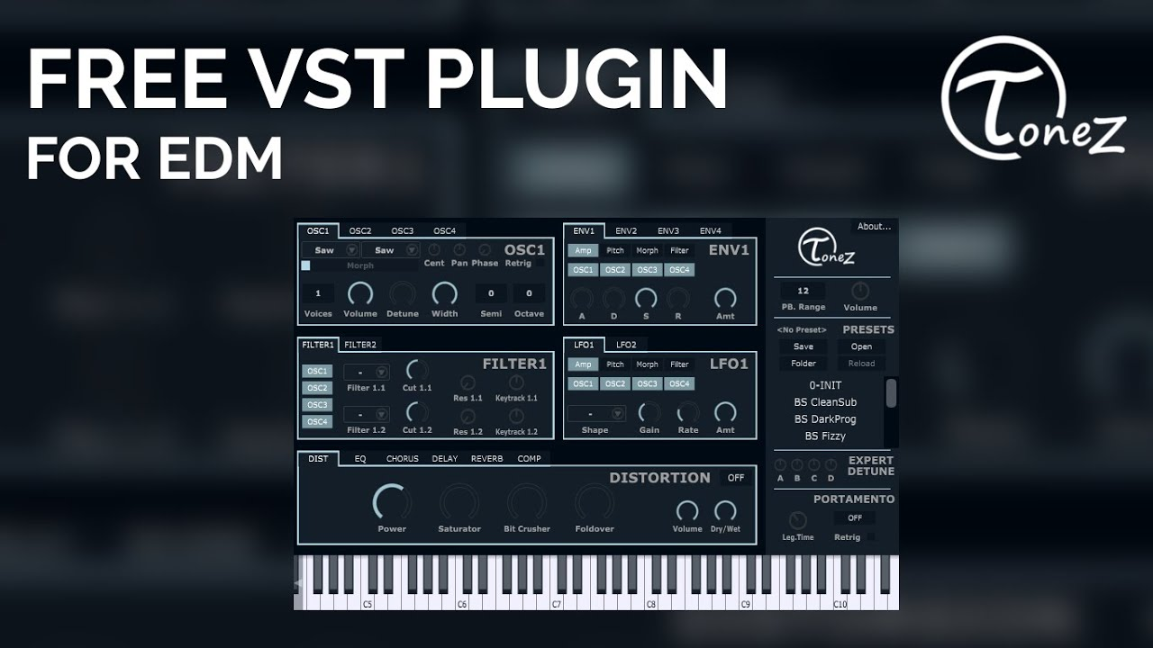 Best free plug-ins this week: Dulcimer, Loopcloud 4, FiltR