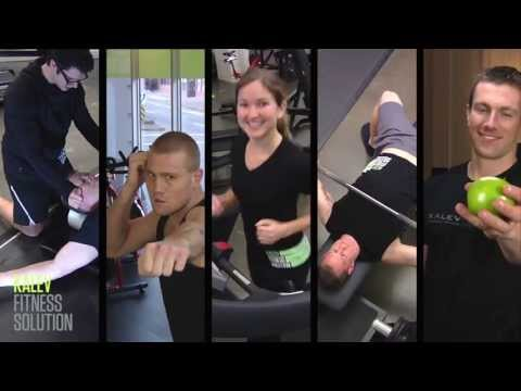 Welcome to Kalev Fitness Solution - Vancouver Personal Training Specialists